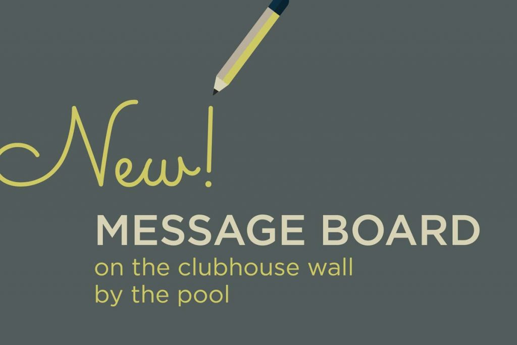 NEW Message Board